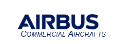 Airbus commercial logo