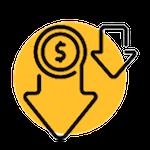 icon reduc cost