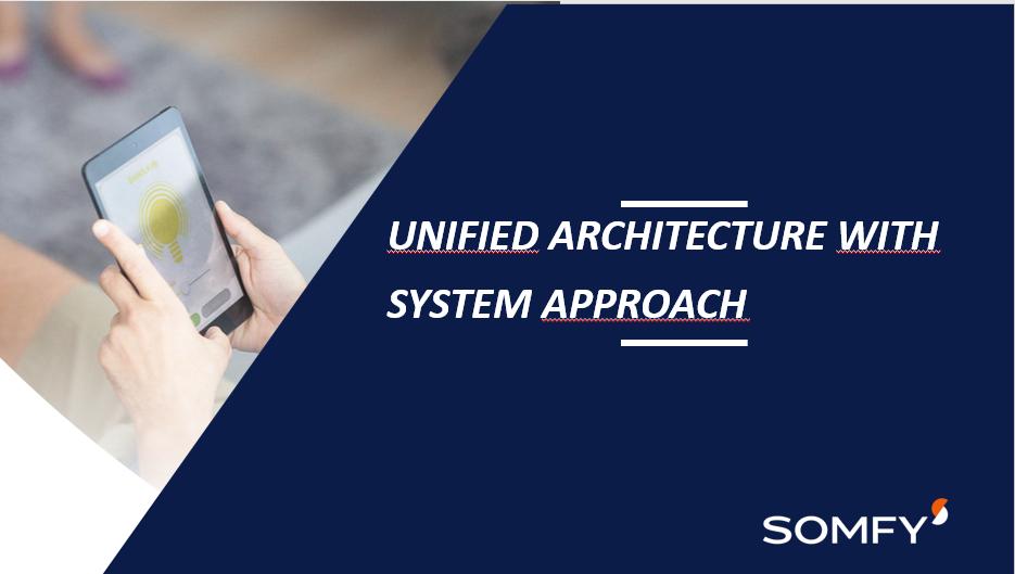 somfy slide 3 system approach